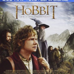El Hobbit DVD Blu-ray